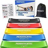 Panathletic Bandas Elasticas Fitness / Cintas Elásticas de Resistencia