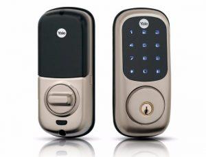 cerraduras electrónicas para puertas