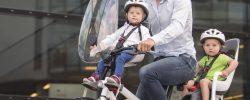 mejores sillas de bici para niños