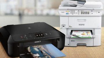 mejores impresoras multifuncion