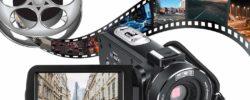 mejores camaras de video profesionales full hd