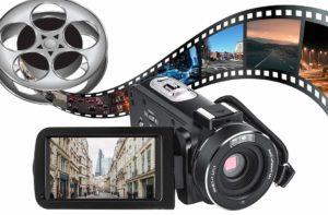mejores camaras de vídeo profesionales full hd