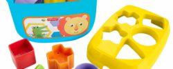 mejores juguetes para bebes de 6 meses