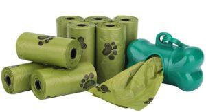 bolsas para excrementos de perro