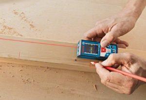 medidor laser de distancia